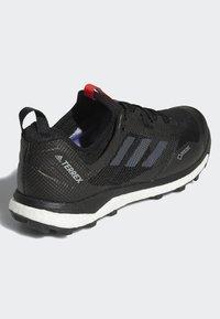 adidas Performance - TERREX AGRAVIC XT GTX SHOES - Trail hardloopschoenen - black - 3
