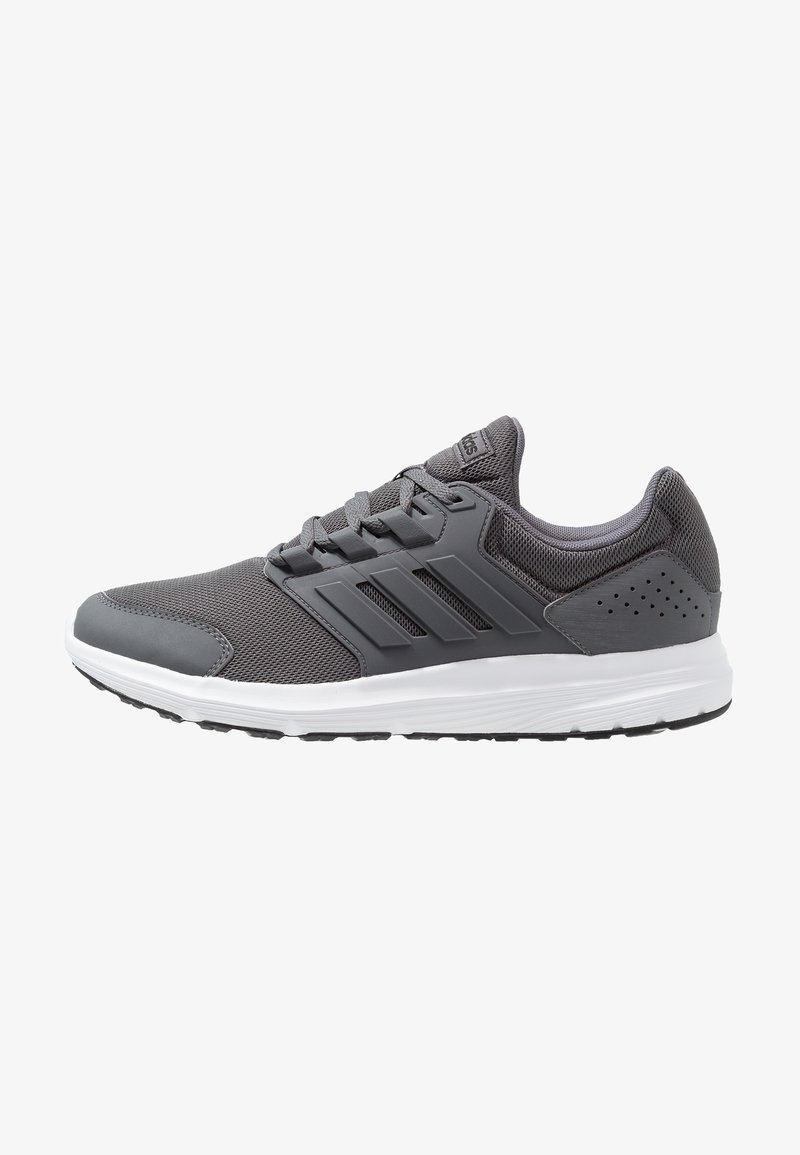 adidas Performance - GALAXY 4 - Laufschuh Neutral - grey five