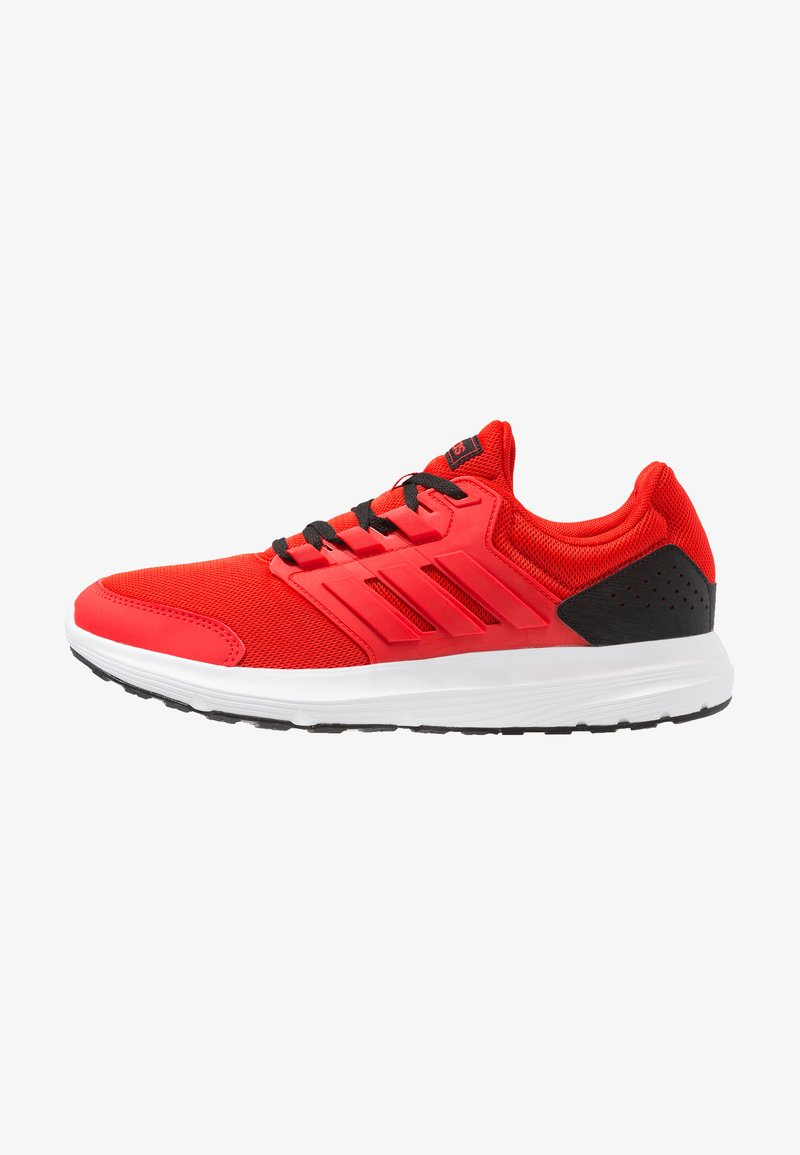 adidas Performance - GALAXY 4 - Neutral running shoes - active red/core black
