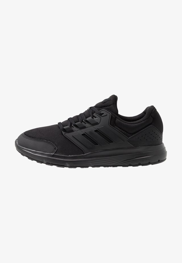 GALAXY 4 - Neutral running shoes - core black/footwear white
