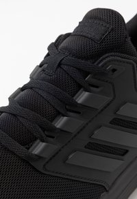 adidas Performance - GALAXY 4 - Scarpe running neutre - core black/footwear white - 5
