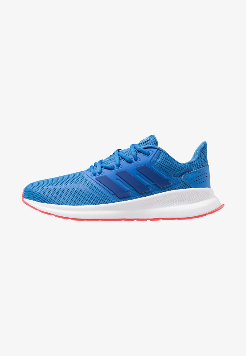adidas Performance - RUNFALCON - Scarpe running neutre - true blue/collegiate royal/shock red