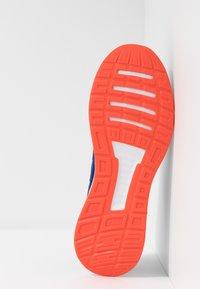 adidas Performance - RUNFALCON - Obuwie do biegania treningowe - collegiate royal /cloud white /active orange - 4