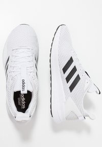 adidas Performance - QUESTAR RIDE - Neutral running shoes - footwear white/core black/grey two - 1
