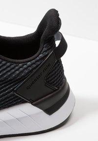 adidas Performance - QUESTAR RIDE - Scarpe running neutre - core black/footwear white/grey six - 5