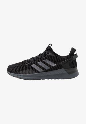 QUESTAR RIDE - Neutral running shoes - core black/night metallic/grey six