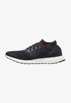 ULTRABOOST UNCAGED - Scarpe running neutre - clear black/active red/blue