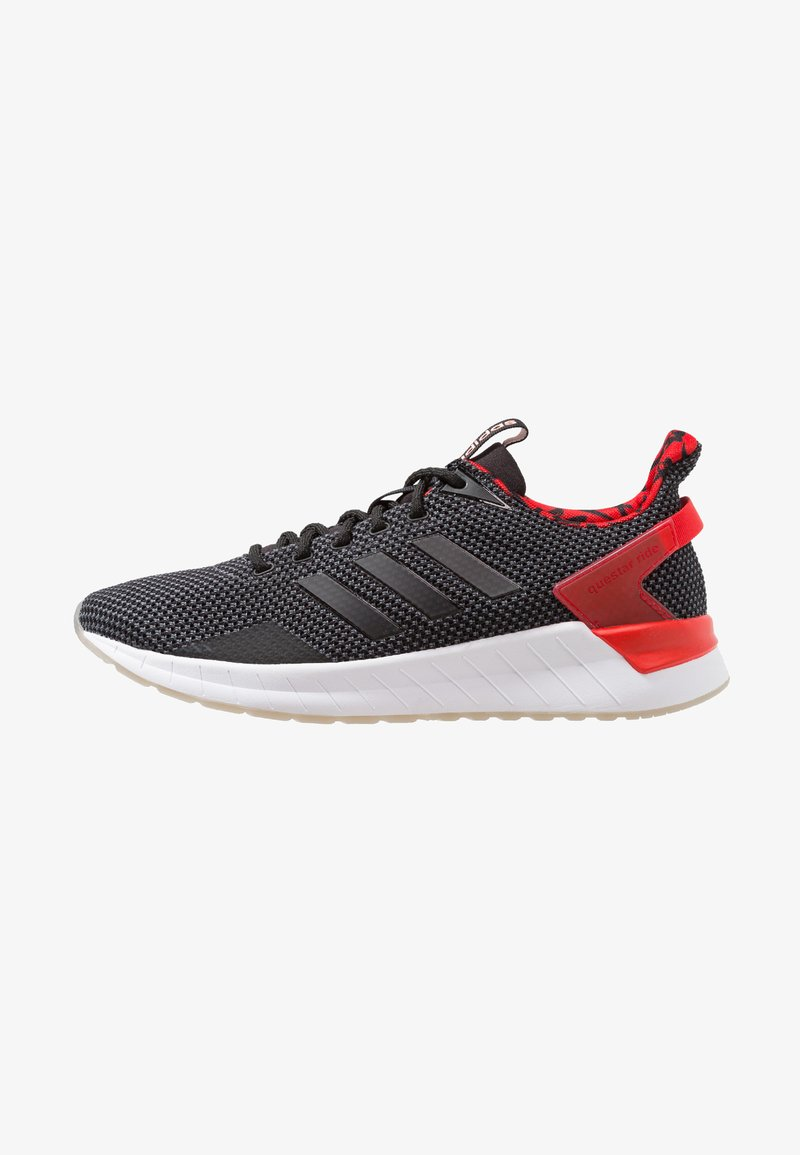 adidas Performance - QUESTAR RIDE - Hardloopschoenen neutraal - core black/grey five