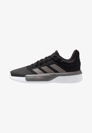 PRO ADVERSARY 2019 - Basketballschuh - core black/grey four/footwear white