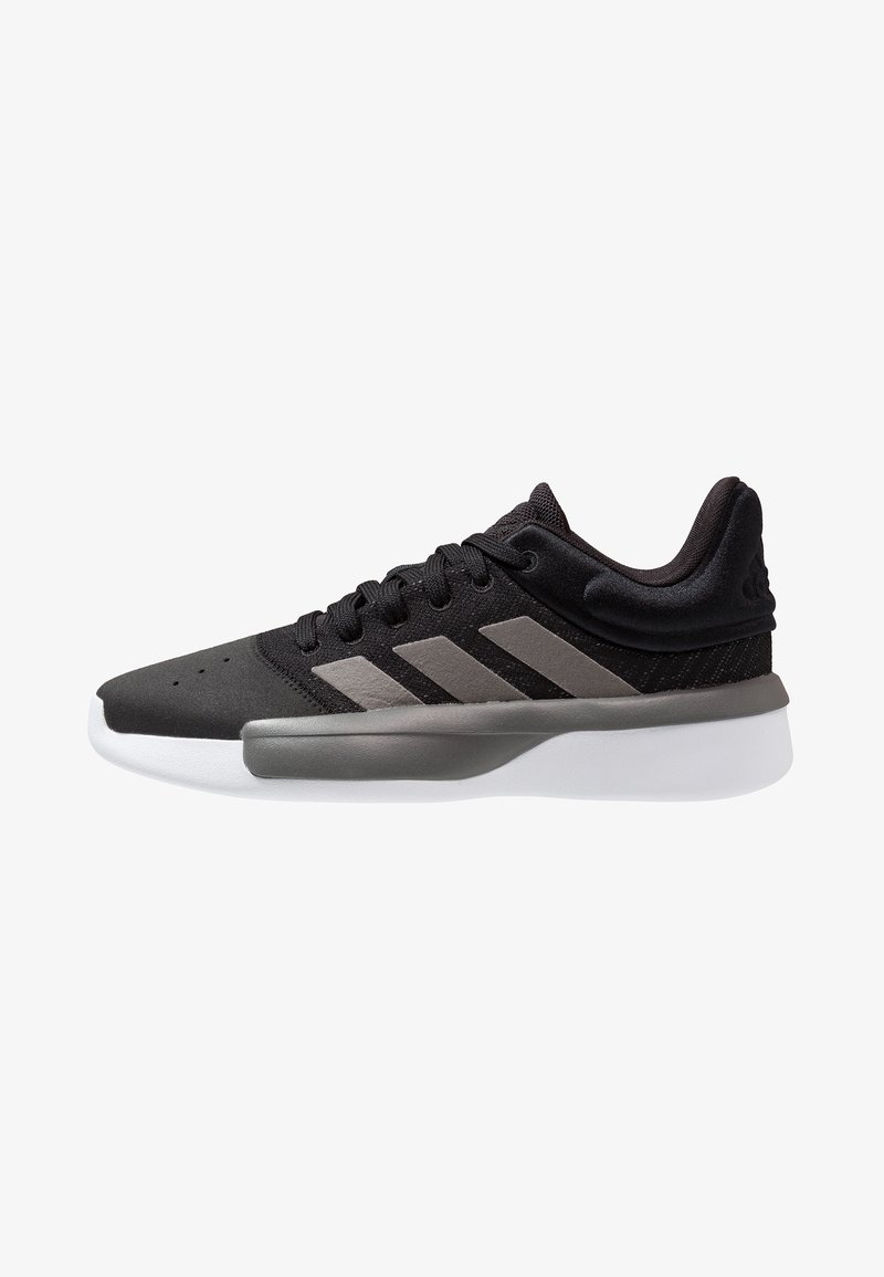 adidas Performance - PRO ADVERSARY 2019 - Basketbalschoenen - core black/grey four/footwear white