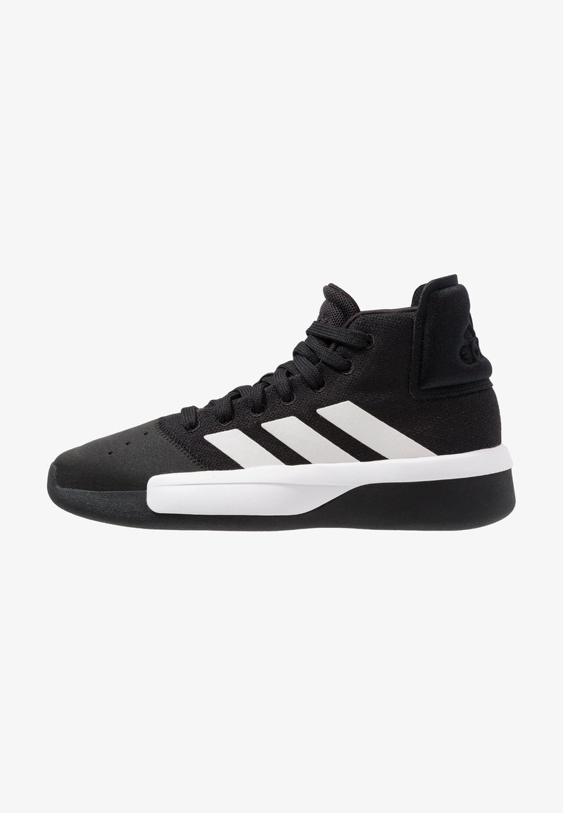 adidas Performance - PRO ADVERSARY  2019 SHOES - Basketsko - core black/footwear white/grey four