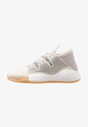 PRO VISION - Basketball shoes - raw white/light brown