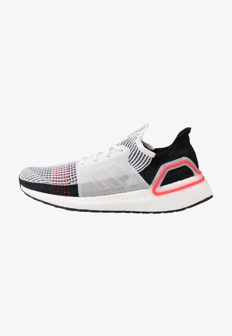 adidas Performance - ULTRABOOST 19 - Laufschuh Neutral - footwear white/chalk white/active red