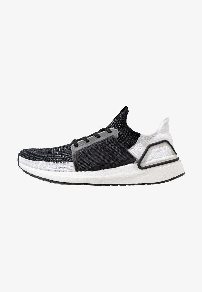 adidas Performance - ULTRABOOST 19 - Laufschuh Neutral - core black/grey six/grey four