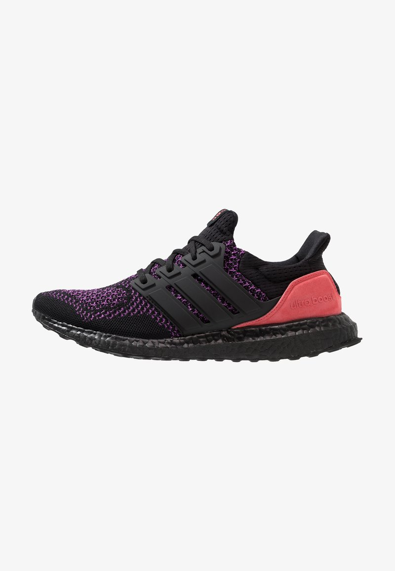adidas Performance - ULTRABOOST CELEBRATE BLACK CULTURE - Laufschuh Neutral - core black/active purple/shock red