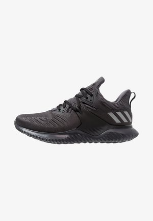 ALPHABOUNCE BEYOND 2  - Neutral running shoes - core black/silver metallic/carbon