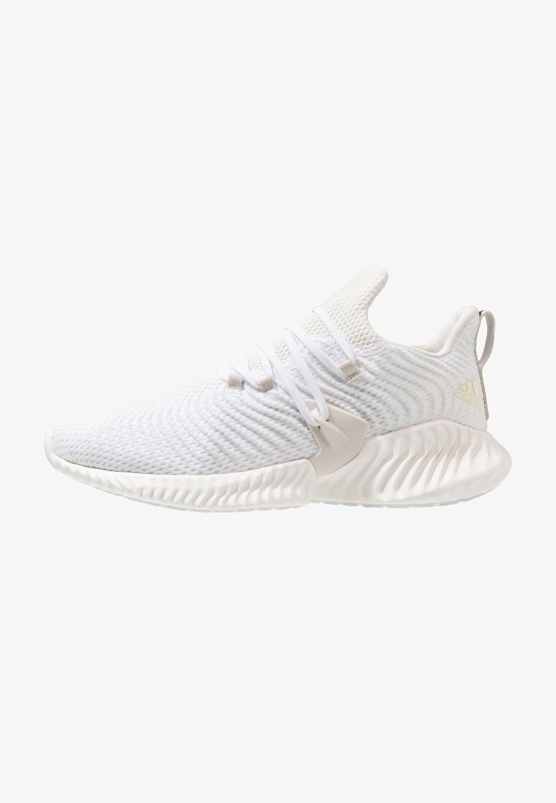 adidas Performance - ALPHABOUNCE INSTINCT - Neutrale løbesko - offwhite/raw white/cloud white