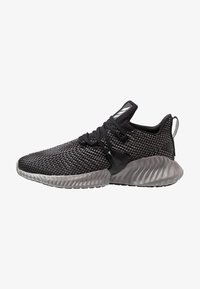 adidas Performance - ALPHABOUNCE INSTINCT - Neutrale løbesko - core black/footwear white/grey three - 0