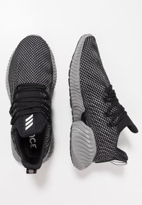 adidas Performance - ALPHABOUNCE INSTINCT - Neutrale løbesko - core black/footwear white/grey three - 1