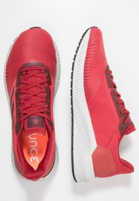 adidas Performance - SOLAR RIDE - Scarpe running neutre - active maroon/core black/maroon