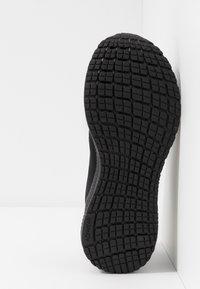adidas Performance - SOLAR RIDE - Neutrální běžecké boty - core black/grey six/solar orange - 4