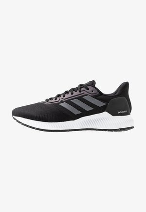 SOLAR RIDE - Hardloopschoenen neutraal - core black/night metallic/footwear white
