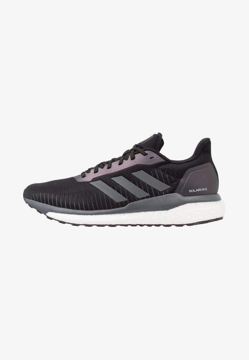 adidas Performance - SOLAR DRIVE 19 - Neutral running shoes - core black/grey six/footwear white