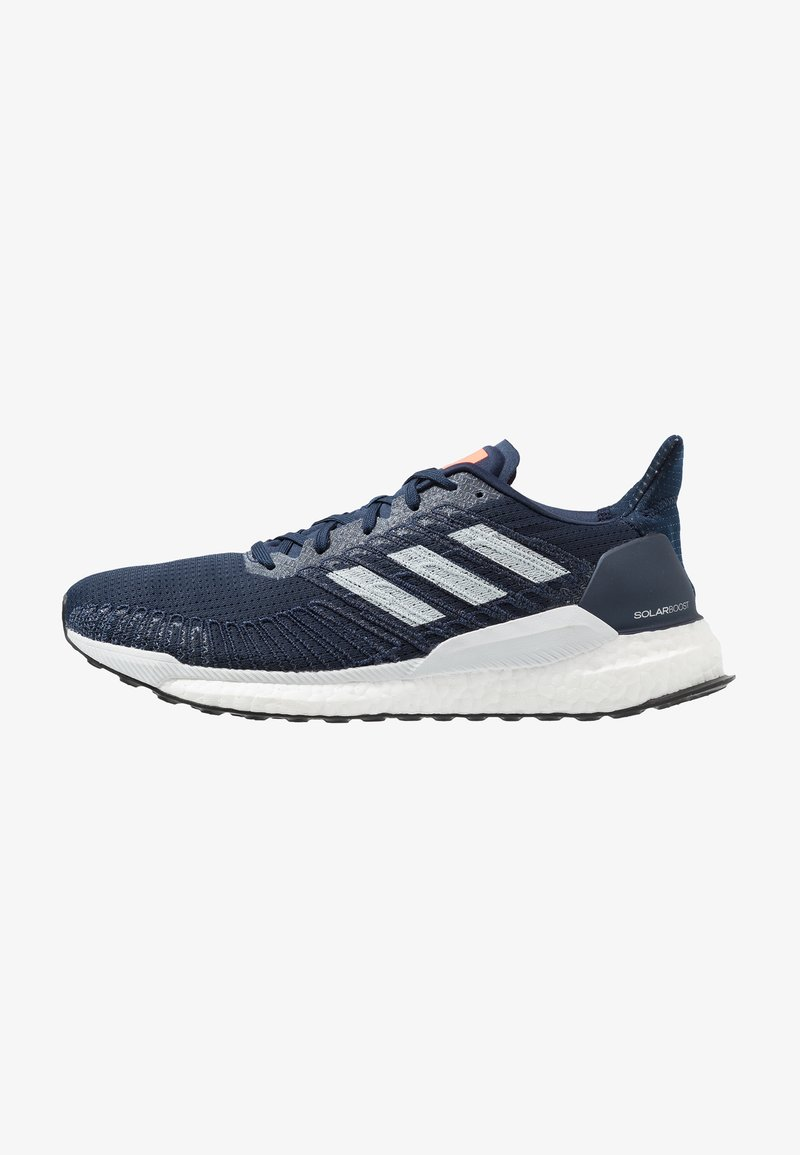adidas Performance - SOLAR BOOST 19 - Neutral running shoes - collegiate navy/blue tint/solar ornage