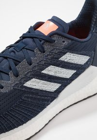 adidas Performance - SOLAR BOOST 19 - Neutral running shoes - collegiate navy/blue tint/solar ornage - 5