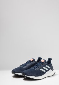 adidas Performance - SOLAR BOOST 19 - Neutral running shoes - collegiate navy/blue tint/solar ornage - 2
