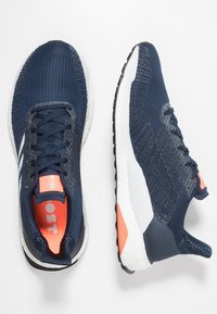 adidas Performance - SOLAR BOOST 19 - Neutral running shoes - collegiate navy/blue tint/solar ornage - 1