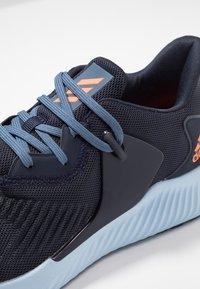 adidas Performance - ALPHABOUNCE RC 2 - Neutrální běžecké boty - legend ink/solar orange/glow blue - 5