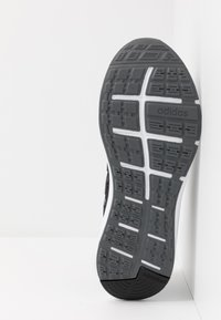 adidas Performance - ENERGYFALCON CLOUDFOAM RUNNING SHOES - Neutral running shoes - core black/grey six/footwear white - 5