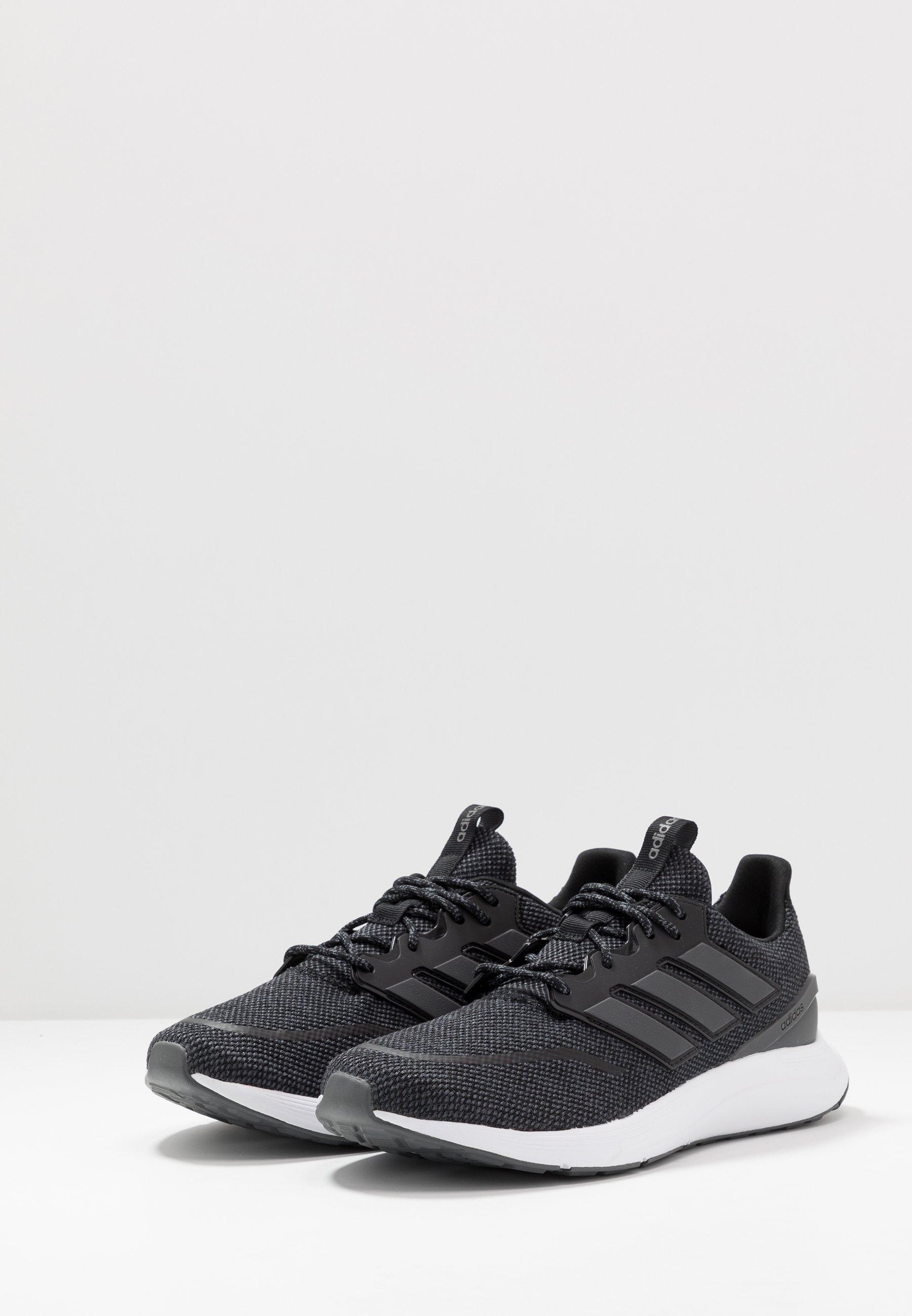 Adidas Performance Energyfalcon Cloudfoam Running Shoes - Hardloopschoenen Neutraal Core Black/grey Six/footwear White Goedkope Schoenen