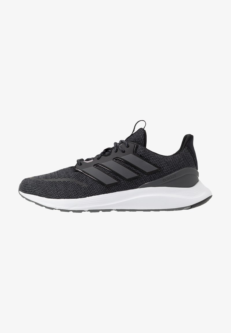 adidas Performance - ENERGYFALCON - Neutral running shoes - core black/grey six/footwear white