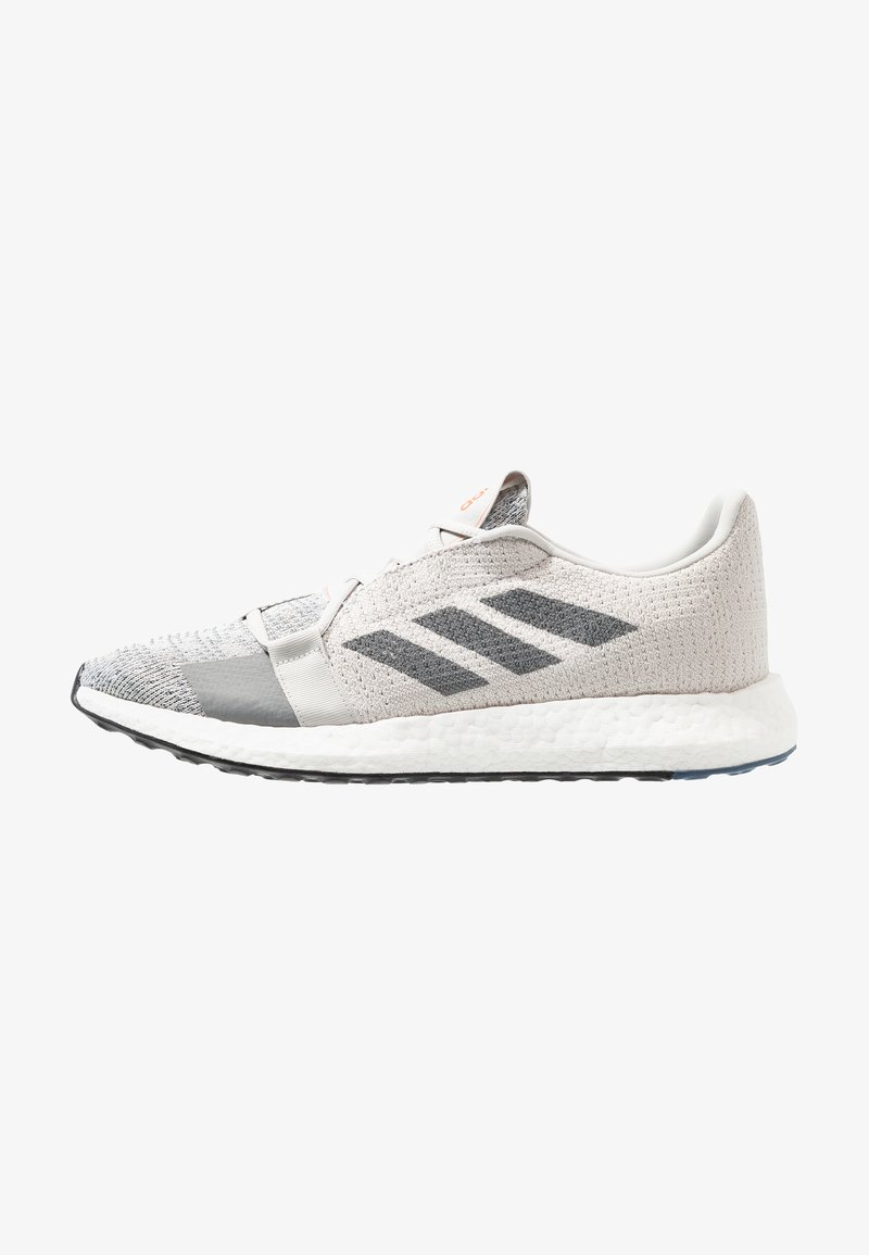adidas Performance - SENSEBOOST GO - Scarpe running neutre - grey one/grey three/tech ink