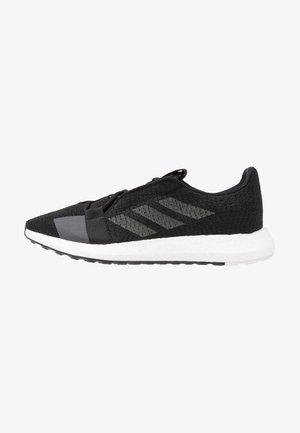 SENSEBOOST GO - Neutral running shoes - core black/grey five/footwear white