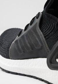 adidas Performance - ULTRABOOST 19 - Laufschuh Neutral - core black/footwear white - 5