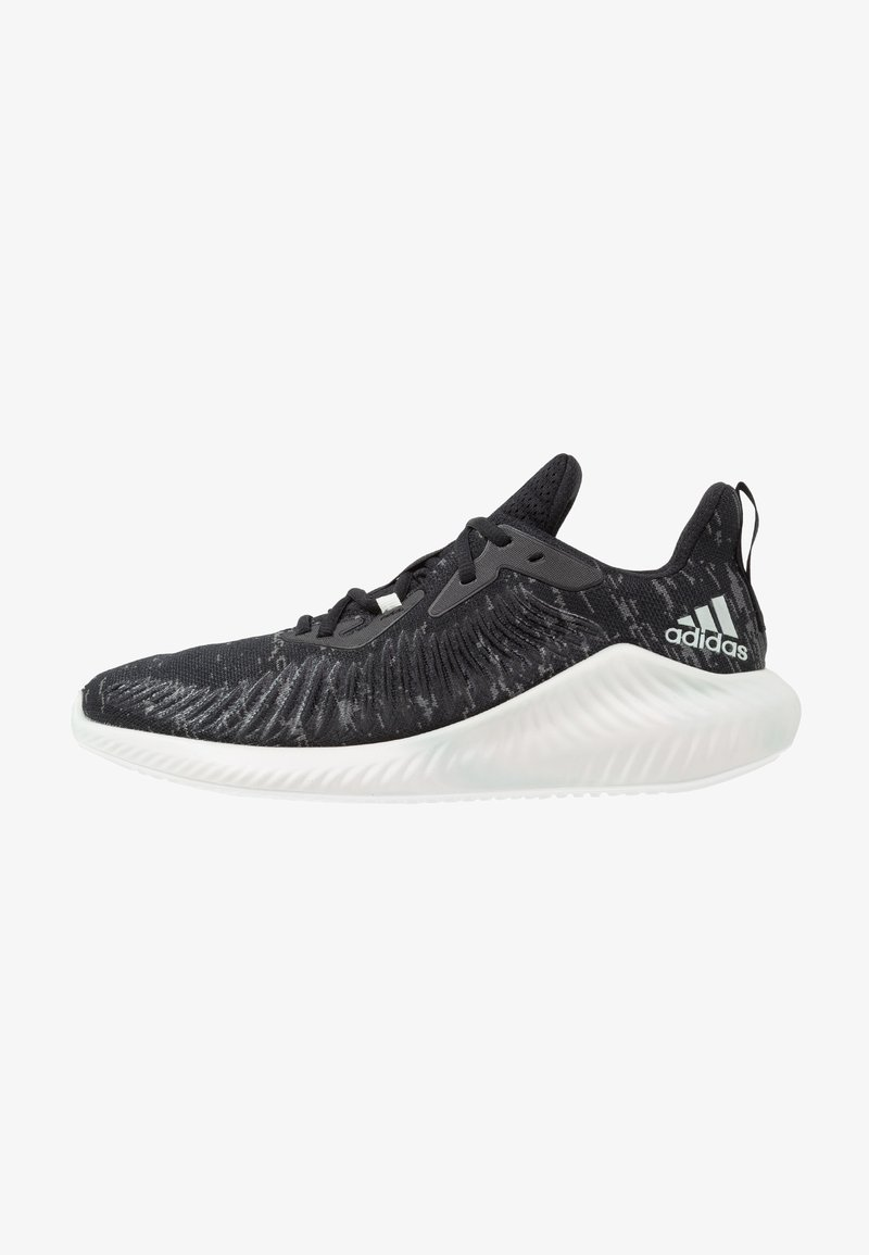 adidas Performance - ALPHABOUNCE+ PARLEY - Zapatillas de running neutras - core black/footwear white