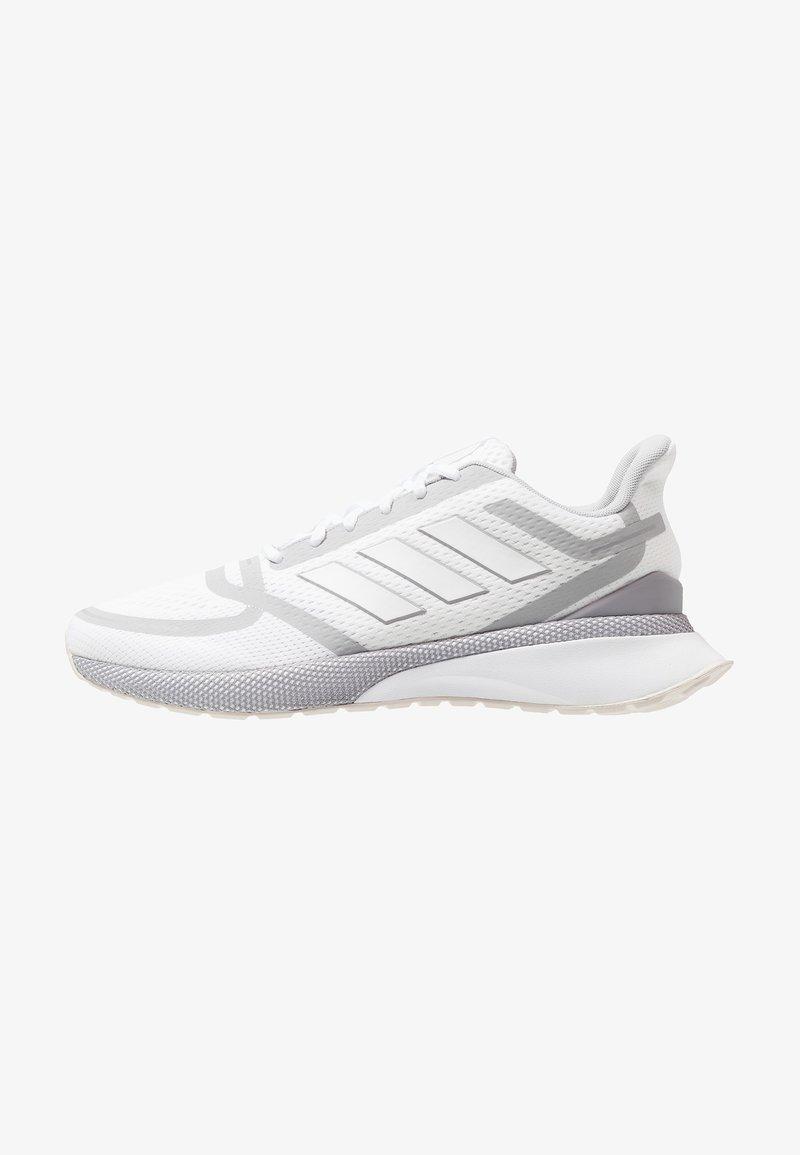 adidas Performance - NOVA RUN - Neutrale løbesko - footwear white/grey two