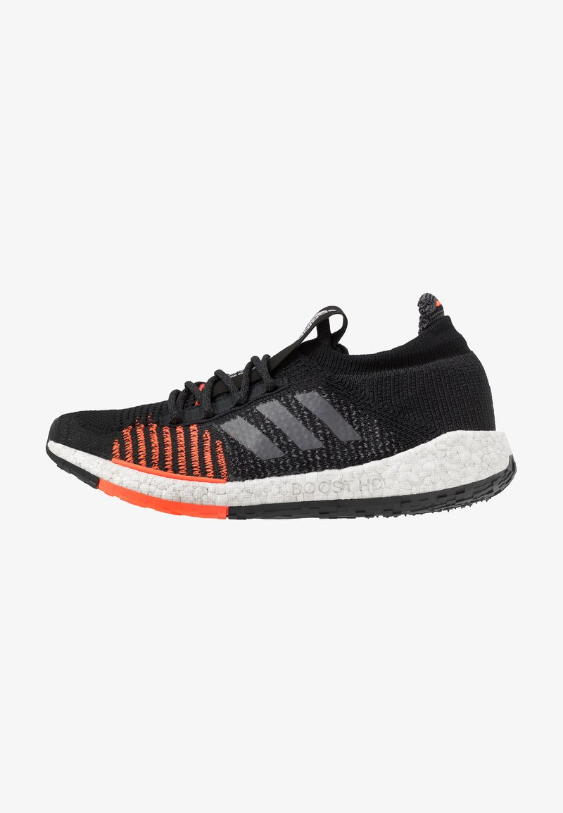 adidas Performance - PULSEBOOST HD - Neutrale løbesko - core black/grey five/solar red