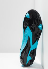 adidas Performance - PREDATOR 19.3 FG - Voetbalschoenen met kunststof noppen - bright cyan/core black/solar yellow - 4
