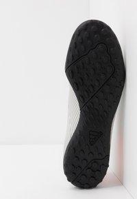 adidas Performance - NEMEZIZ 19.4 TF - Botas de fútbol multitacos - grey two/solar orange/core white - 4