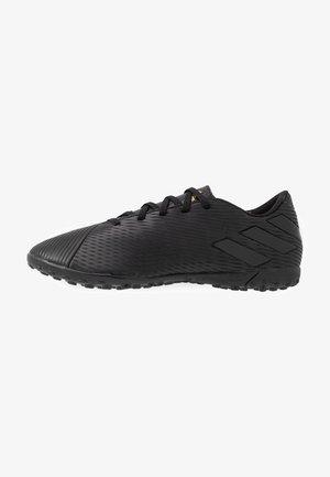 NEMEZIZ 19.4 TF - Chaussures de foot multicrampons - core black/utility black
