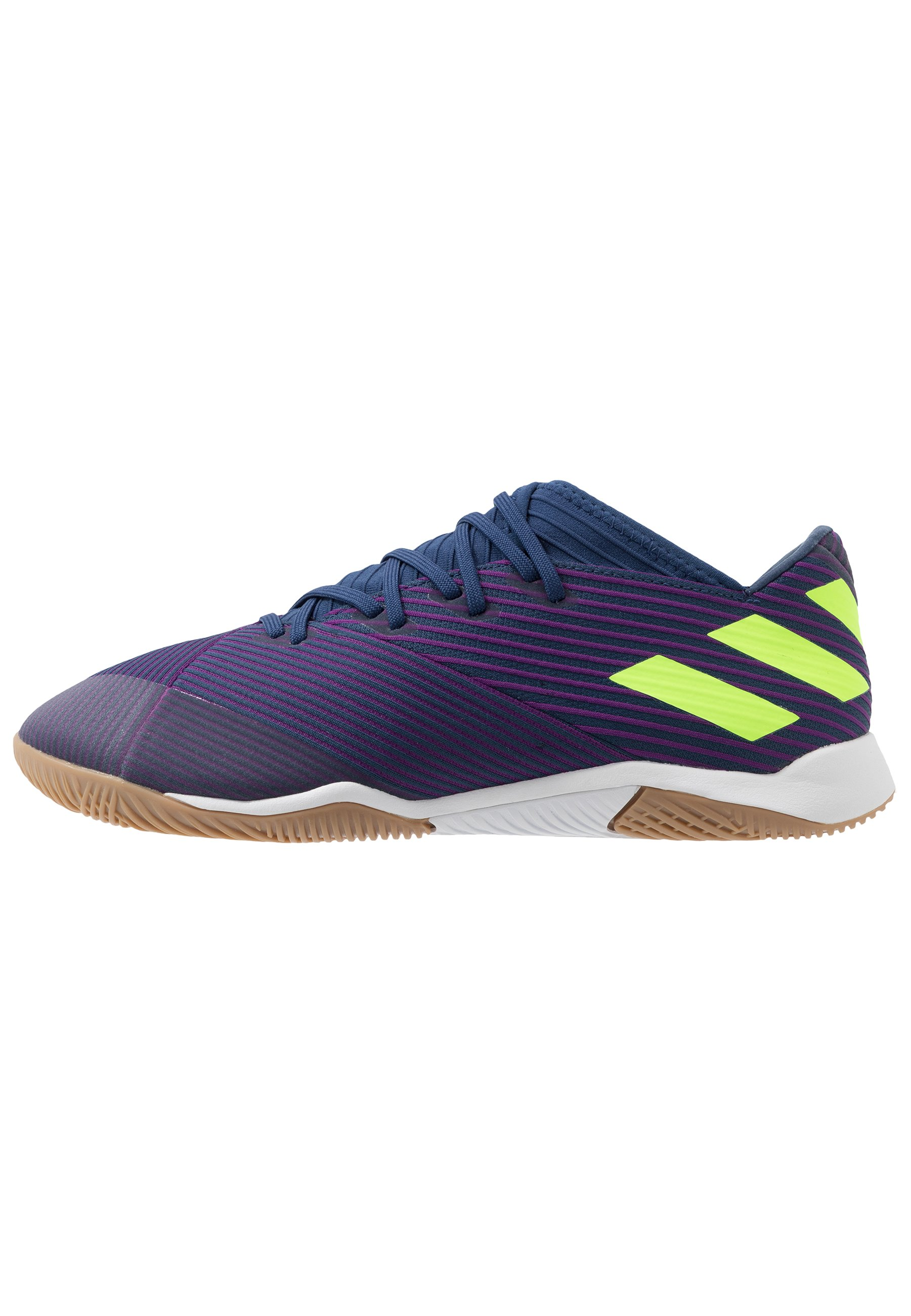 Adidas Performance Nemeziz Messi 19.3 In - Scarpe Da Calcetto Tech Indigo/signal Green/glow Purple Y33LT