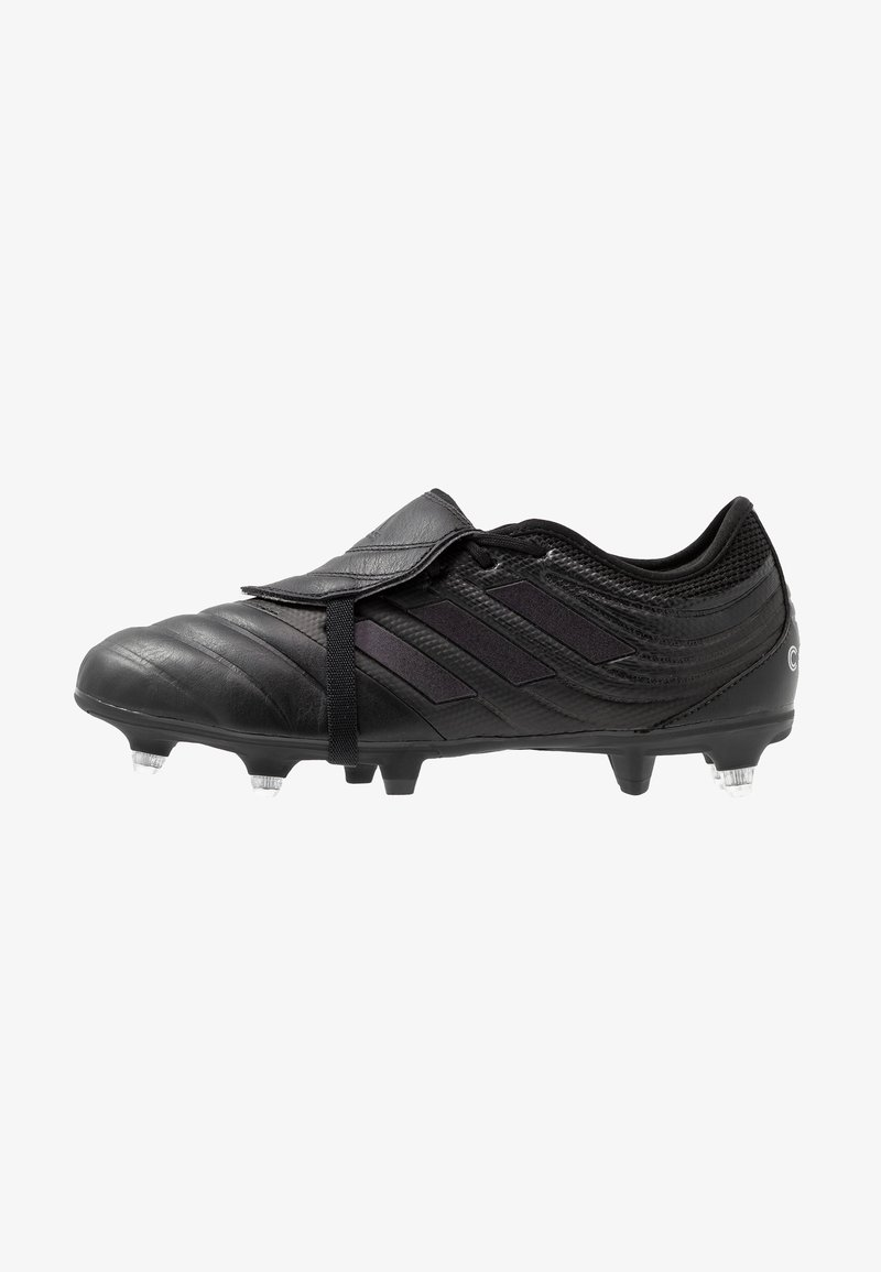 adidas Performance - COPA GLORO 19.2 SG - Skrueknopper - core black/silver metallic