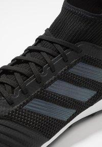 adidas Performance - PREDATOR 19.3 TF - Astro turf trainers - core black/gold metallic - 5