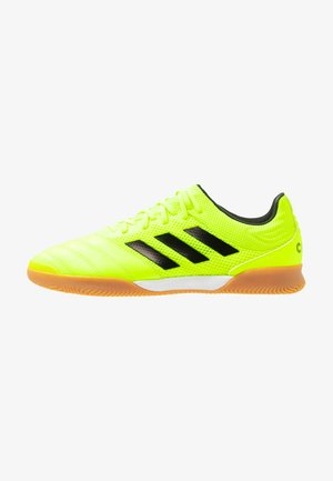 COPA 19.3 IN SALA - Zaalvoetbalschoenen - solar yellow/core black