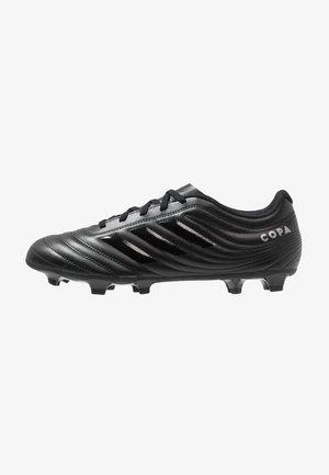 COPA 19.4 FG - Voetbalschoenen met kunststof noppen - core black