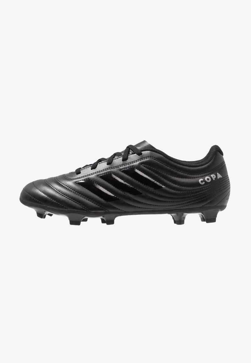 adidas Performance - COPA 19.4 FG - Fußballschuh Nocken - core black
